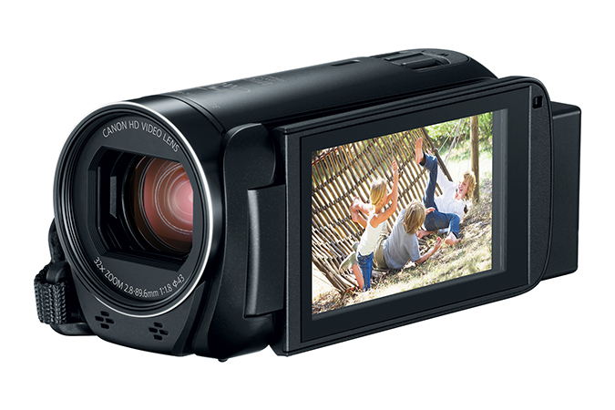 Camcorder canon hf r800_under_300