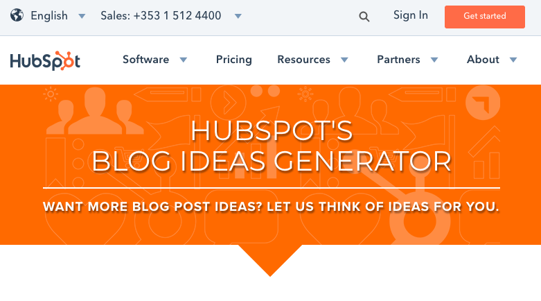 top40_ideas_for_vlogging_Hubspot_Idea_Generator